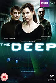 Ghosts of the Deep Poster