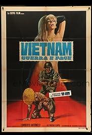 Vietnam, guerra e pace Poster