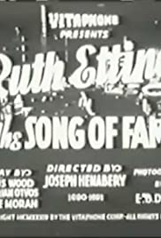 The Song of Fame Poster