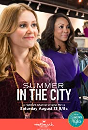 Summer in the City Poster