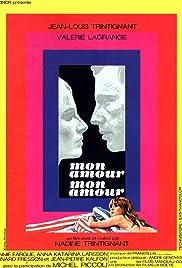 Mon amour, mon amour Poster