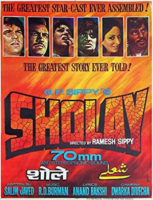Sholay (1975) Download on Vidmate