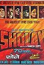 Sholay (1975) Poster