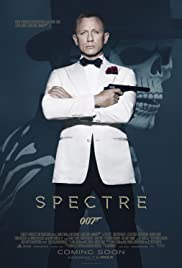 Spectre (2015) Poster - Movie Forum, Cast, Reviews