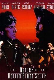 Return of the Roller Blade Seven Poster