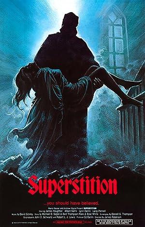 Superstition poster