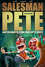 Salesman Pete and the Amazing Stone from Outer Space! (2010) - Animation, Short, Action.