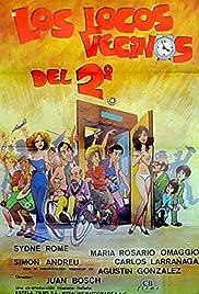 Los locos vecinos del 2º Poster
