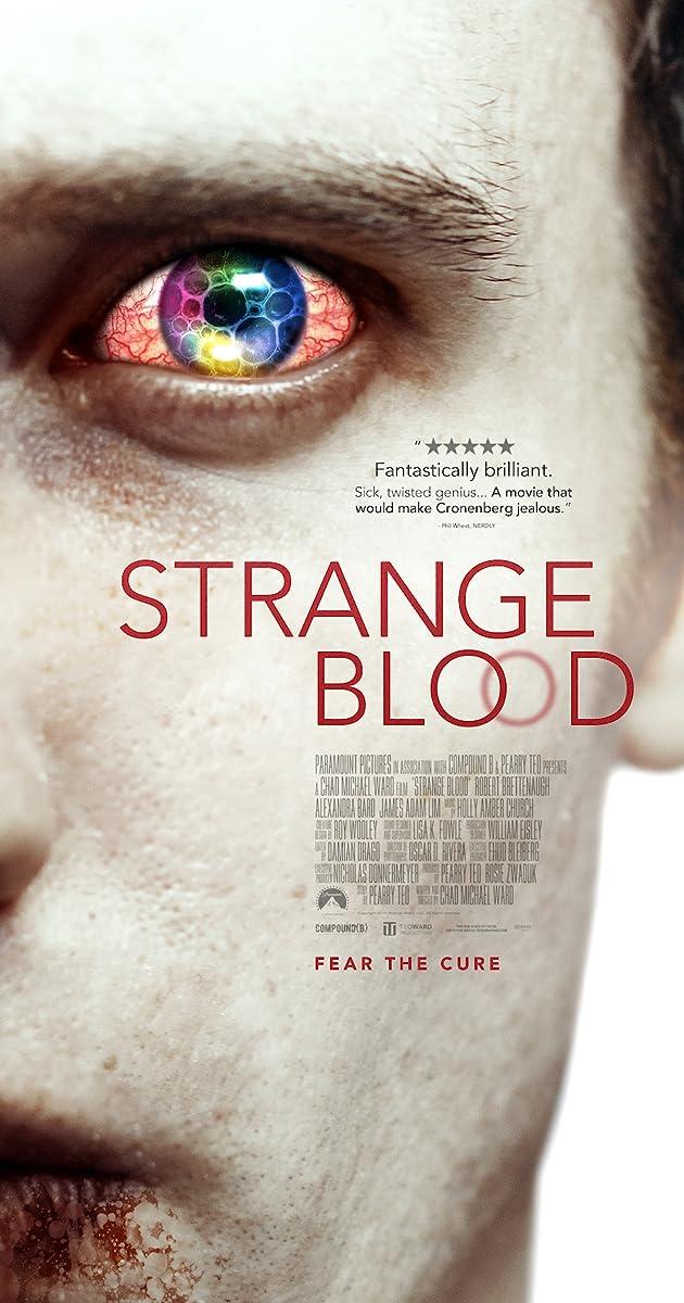 Strange Blood Legendado
