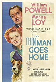 The Thin Man Goes Home(1944) Poster - Movie Forum, Cast, Reviews