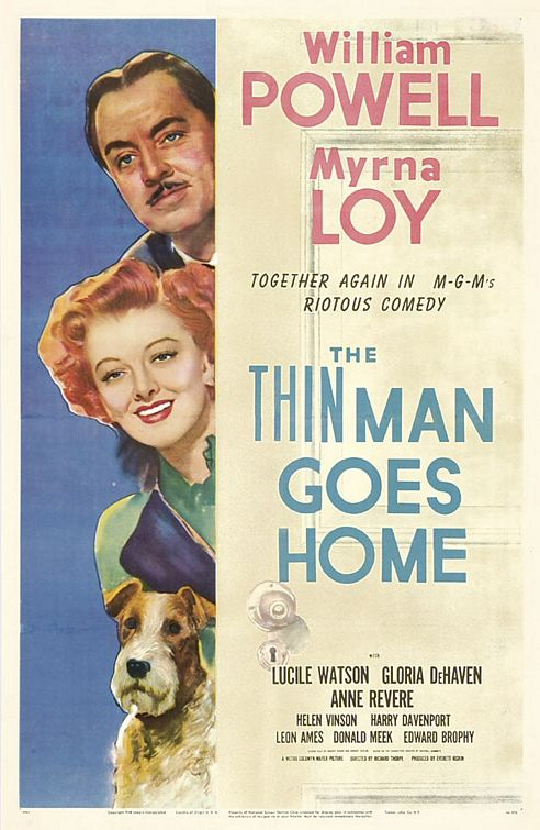image The Thin Man Goes Home Watch Full Movie Free Online