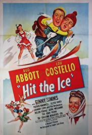 Hit the Ice Poster