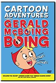 The Gerald McBoing-Boing Show Poster