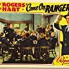 Roy Rogers, Henry Hall, J. Farrell MacDonald, Purnell Pratt, Al Taylor, and Harry Woods in Come On, Rangers (1938)
