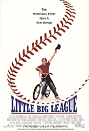 Little Big League (1994) Poster - Movie Forum, Cast, Reviews