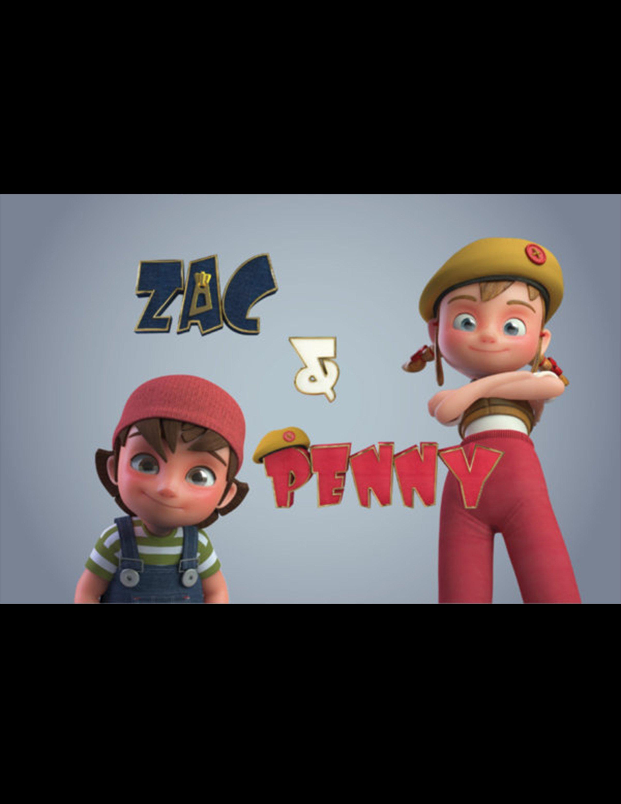 Image Zac & Penny (2012) (TV) Watch Full Movie Free Online