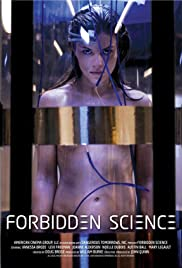 Forbidden Science Poster