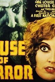 House of Horror Poster