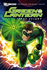 Green Lantern First Flight(2009)