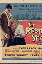 Image of The Restless Years