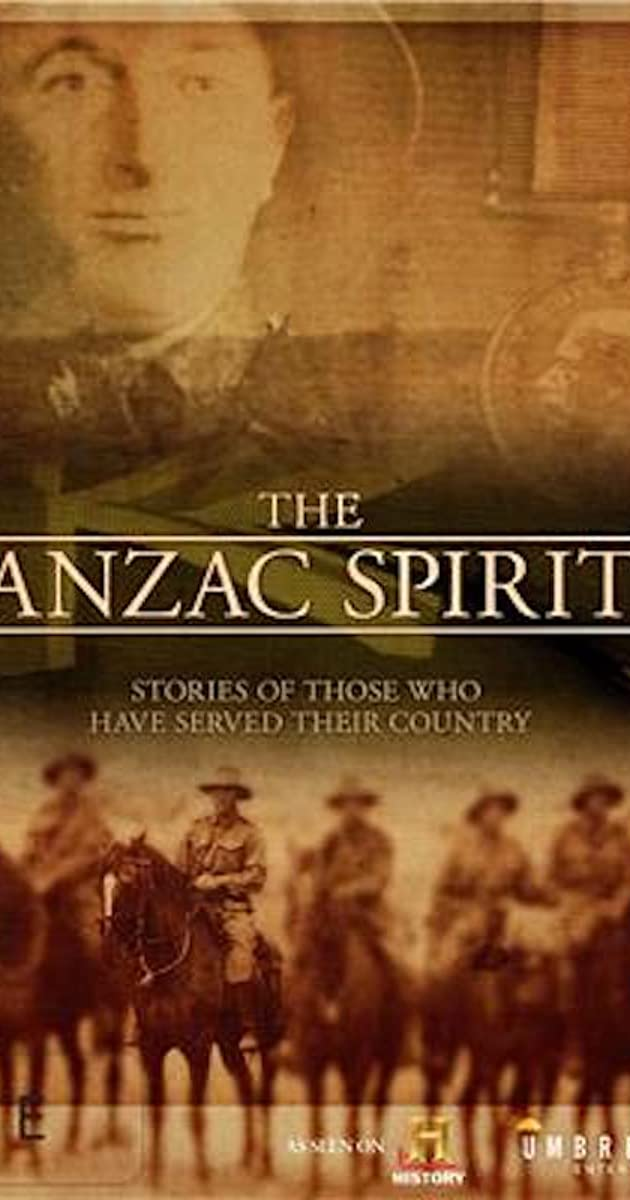 the anzac legend the australian spirit Australia has produced some amazing war heroes but none so remarkable, or popular, as fighting mckenzie from world war i daniel reynaud, author of the book 'the man the anzacs revered' asked, how did a wowser become an anzac legend and how did this legend become totally unknown today.