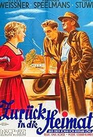 Dahinten in der Heide Poster