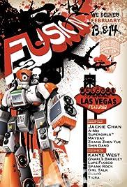 Fusion: Kanye West, Gnarls Barkley, Lupe Fiasco Poster