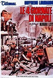 The Four Days of Naples(1962) Poster - Movie Forum, Cast, Reviews