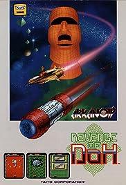 Arkanoid: Revenge of Doh Poster