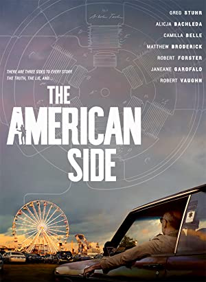 The American Side (2016) HD 720p