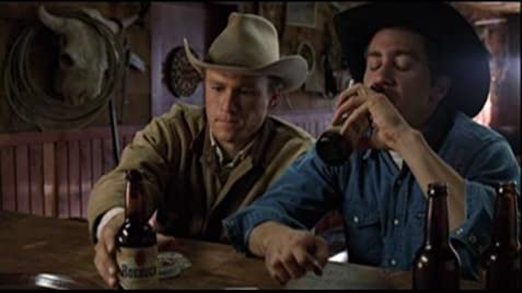 Brokeback mountain and no country for