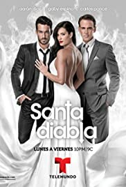 Santa Diabla Poster - TV Show Forum, Cast, Reviews
