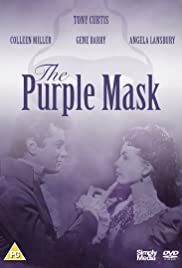 The Purple Mask Poster
