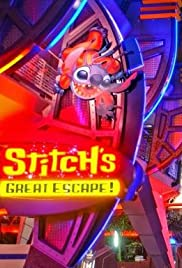 Stitch's Great Escape Poster