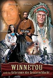 Winnetou und das Geheimnis der Geisterschlucht Poster