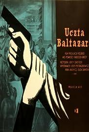 Uczta Baltazara Poster