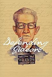 Defending Gideon Poster