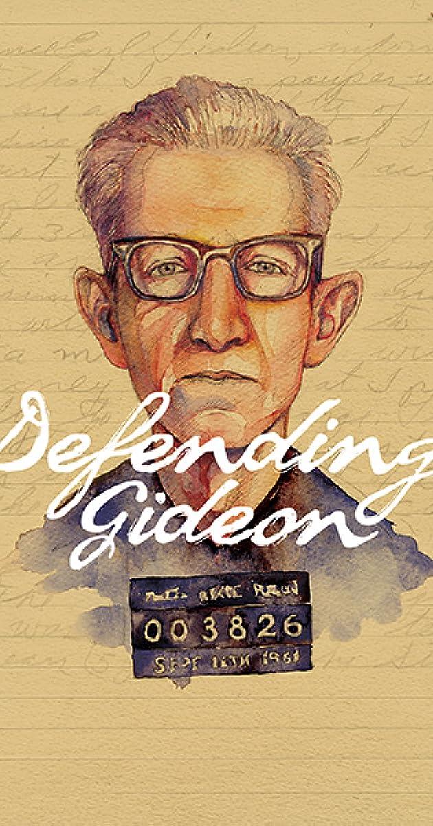 defending gideon imdb