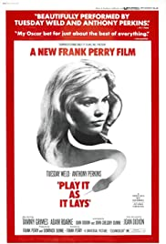 Play It As It Lays (1972) Poster - Movie Forum, Cast, Reviews
