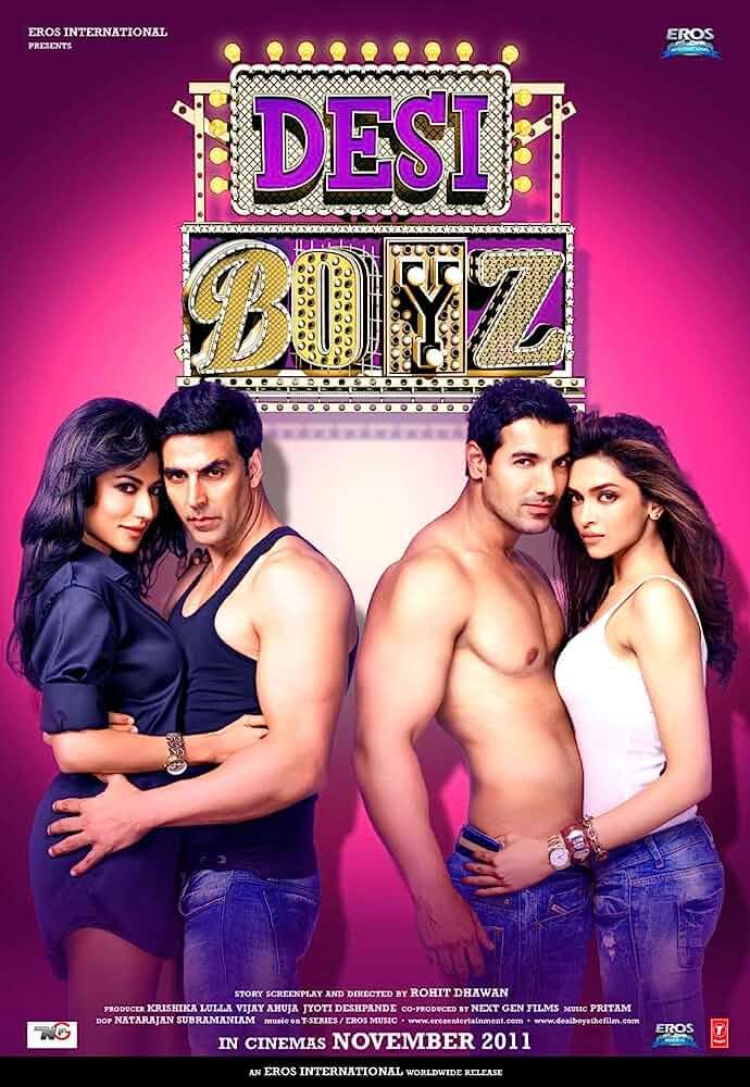 Desi Boyz 2011 720p BRRip Watch Online Free Download