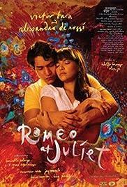 Romeo si Julieta Poster