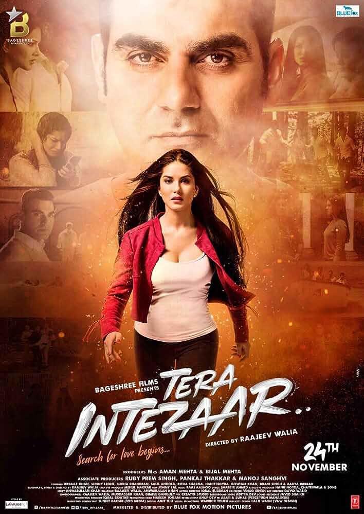 Tera Intezaar 2017 Full Hindi Movie 480p Pre DVDRip full movie watch online freee download at movies365.ws