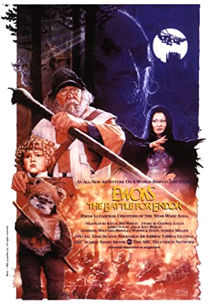 Ewoks: The Battle for Endor poster