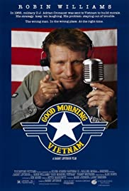 Good Morning, Vietnam (1987) Poster - Movie Forum, Cast, Reviews