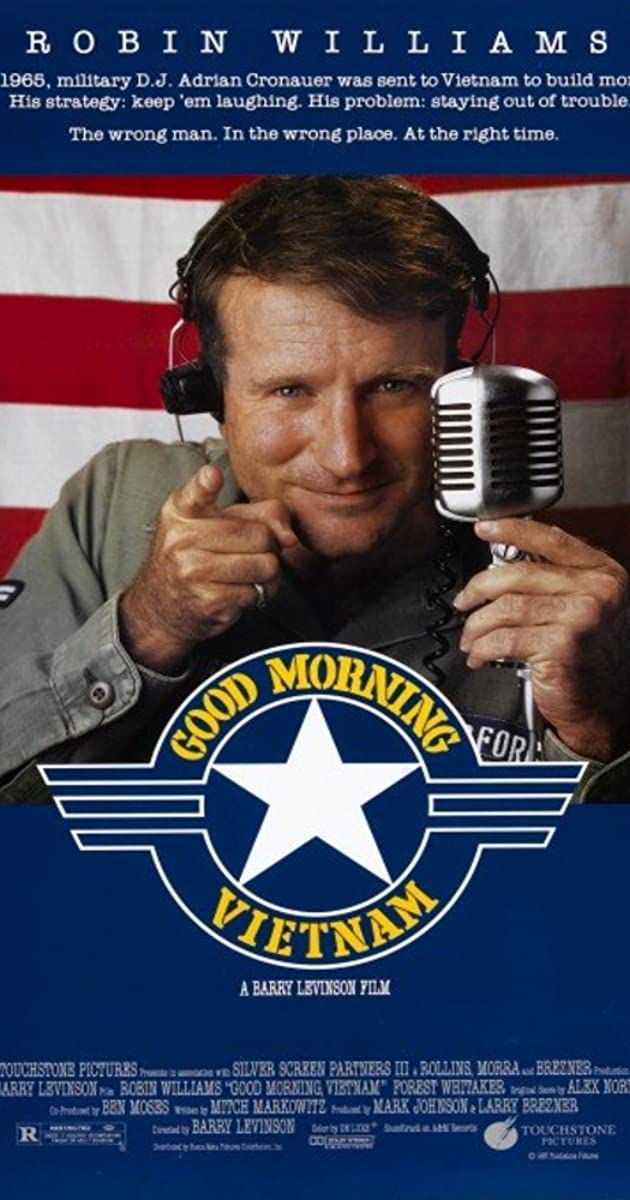 Good Morning Vietnam Kanye : Good morning vietnam imdb