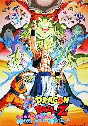 ver Dragon Ball Z : La Fusion De Goku y Vegeta