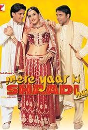 Mere Yaar Ki Shaadi Hai Poster