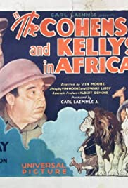The Cohens and the Kellys in Africa Poster