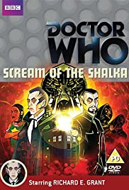 Doctor Who: Scream of the Shalka Poster - TV Show Forum, Cast, Reviews