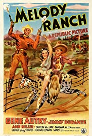 Melody Ranch (1940) Poster - Movie Forum, Cast, Reviews